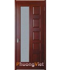 Cửa gỗ HDF Veneer PV-6V15G
