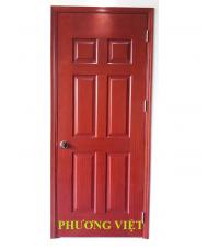 Cửa gỗ HDF Veneer PV-6V