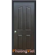 Cửa gỗ HDF PV-4H